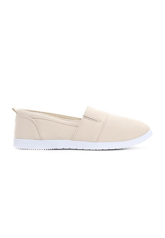 Beżowe Slip On Only Girl