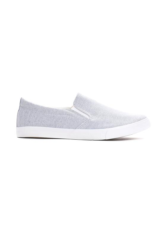 Szare Slip On Everything About