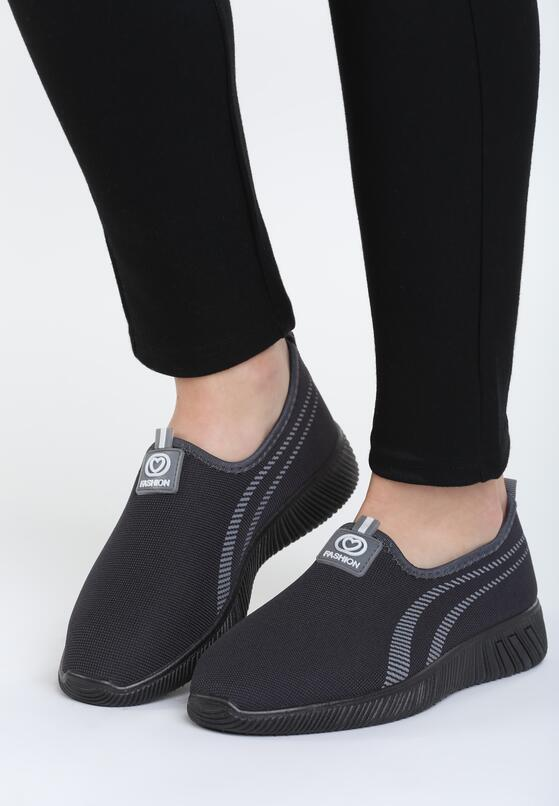 Szare Buty Sportowe Thrilling Chase