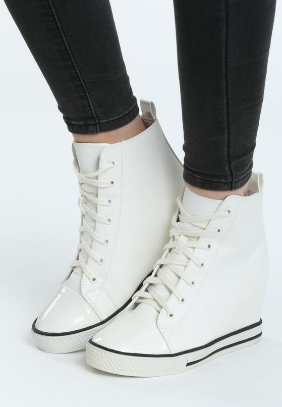 Sneakersy White Trainers