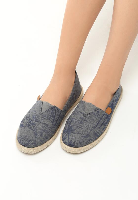 Czarne Espadryle Summer Breeze