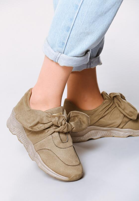 Khaki Buty Sportowe Closer Day