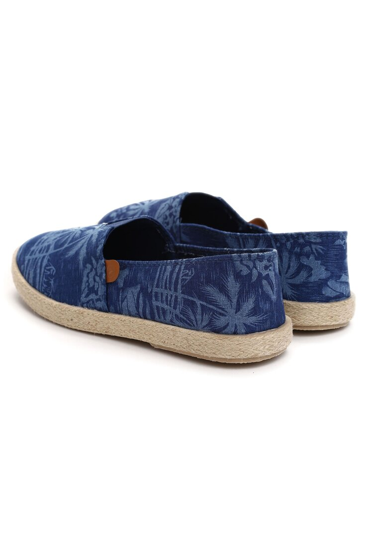 Granatowe Espadryle Summer Breeze